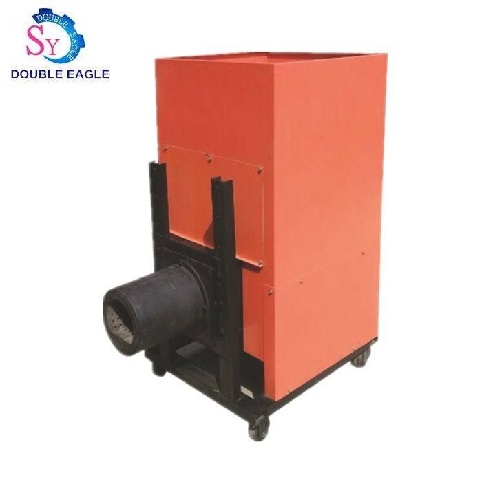 full automatic energy saving and environmental protection biomass burner/ biomass particle combustion engine machine