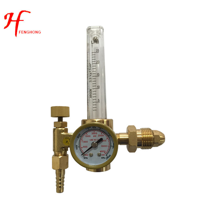 Argon or Argon/CO2 Flowmeter Mig Tig gas Regulator