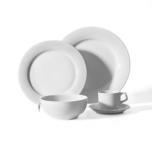 Good Price Porcelain Dinner Plate Supplier Ceramic Turkish Breakfast Set