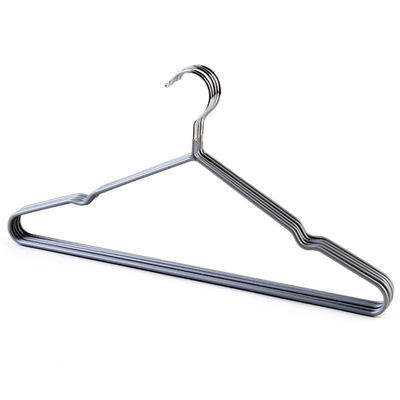 Multi Color Coating Metal Coat Hangers Amzaon hot selling nice quality for shirt coat T-shirt