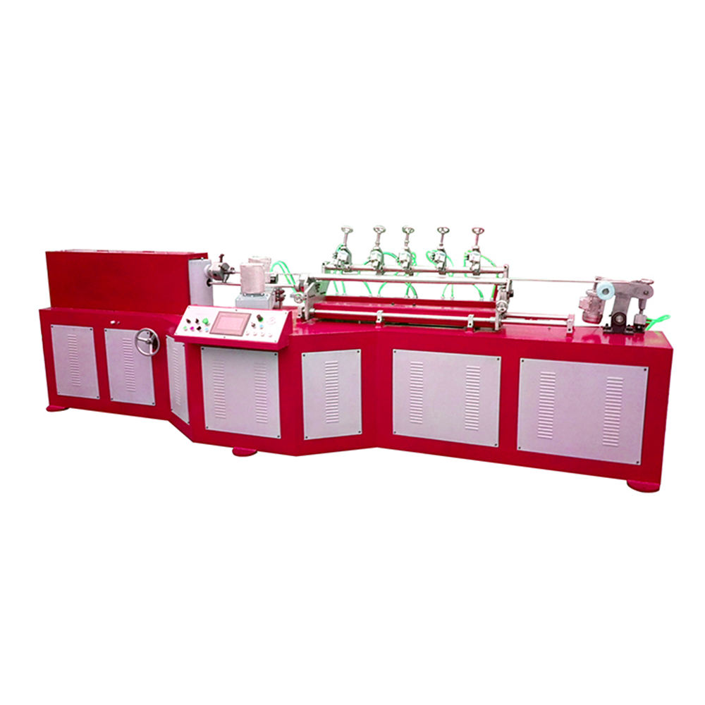 big capacity paper drinking straw making equipment