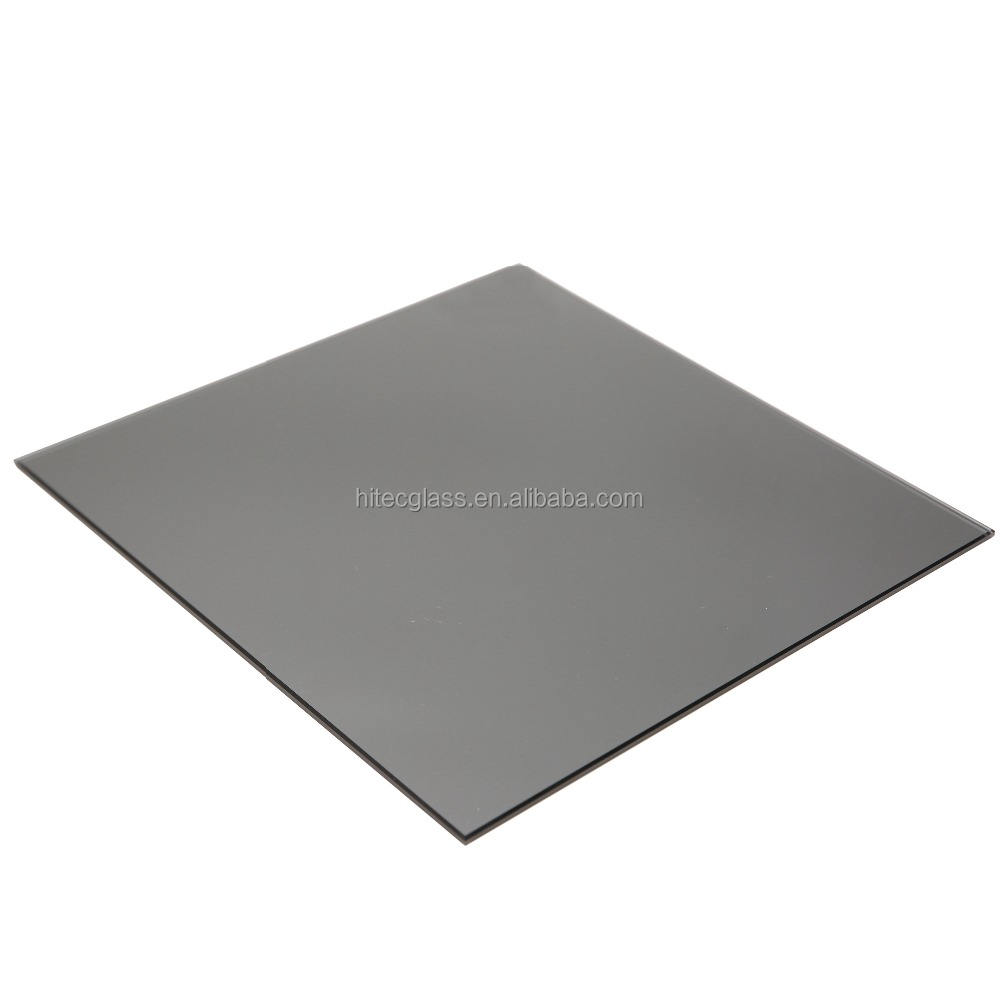China Supplier Never Rusty 4MM 5MM 6MM Grey Colored Tinted Mirror