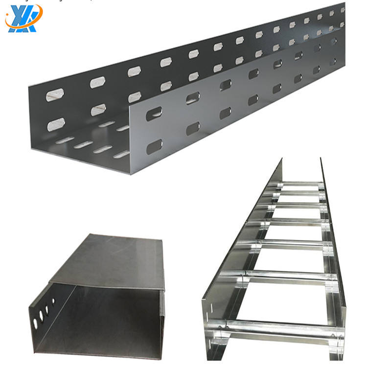 Hot Dipped Galvanized Perforated Cable Tray Suppliers with UL ISO CE