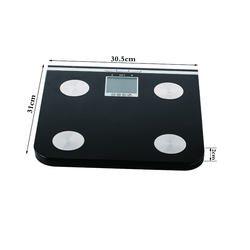 Digital bluetooth body fat analysis weighing scale PT- 704