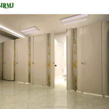 12mm  compact customized toilet partition bending  hpl toilet partition panel
