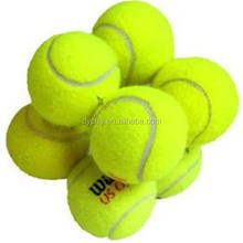 sporting goods tennis ball manufacture
