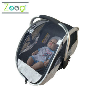 UPF 50+ Infant Comfort Canopy Car Seat Cover