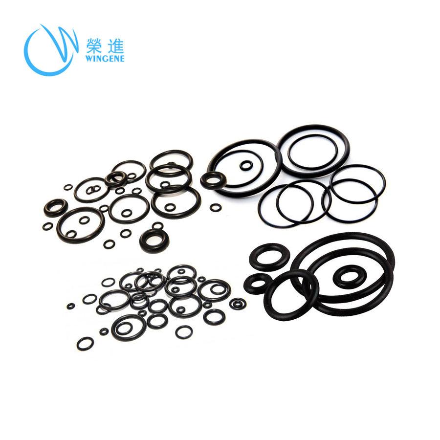 Высокое качество заводской цене пользовательские силиконовые уплотнительное кольцо