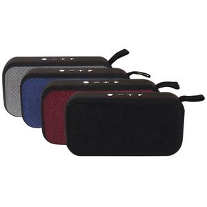 Mini Bluetooth Speaker 3D Stereo met Mic Draadloze BT 4.2 Kolom Luidsprekers Voor iPhone Xiaomi