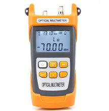 Optical Fiber MultiMeter laser fiber optical light source + power meter