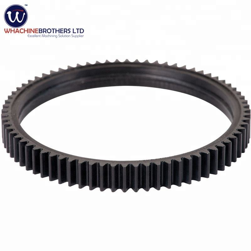 128 teeth flywheel ring gear made by WhachineBrothers ltd.