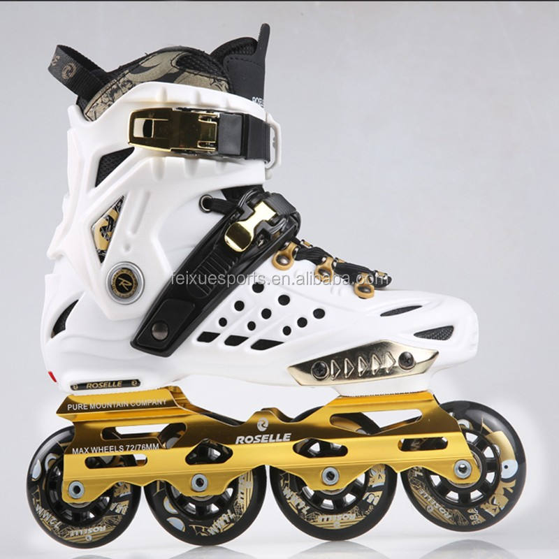 hot sell adult patins roller blade skates inline skating roller blading four wheel skates shoes