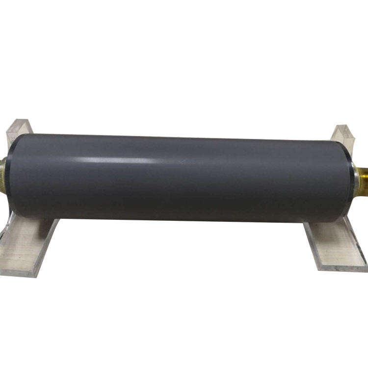 Customized Flexography Ceramic Anilox Roller Ink Water Roller For Flexo Printing