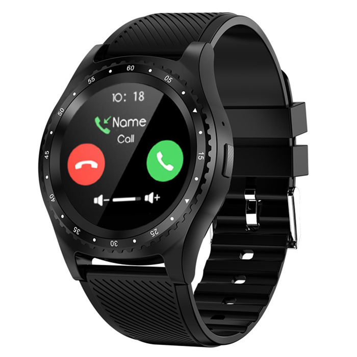 Round Sports Smartwatch 2019 for Android phone