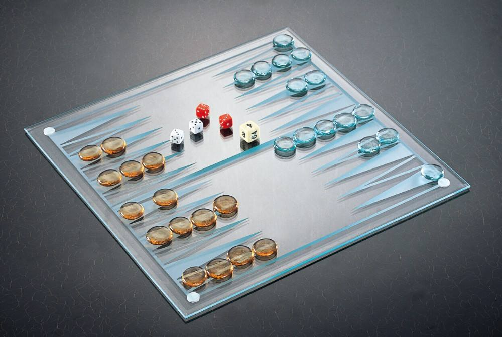 Hot Selling <span class=keywords><strong>Glas</strong></span> <span class=keywords><strong>Backgammon</strong></span> Schaakspel
