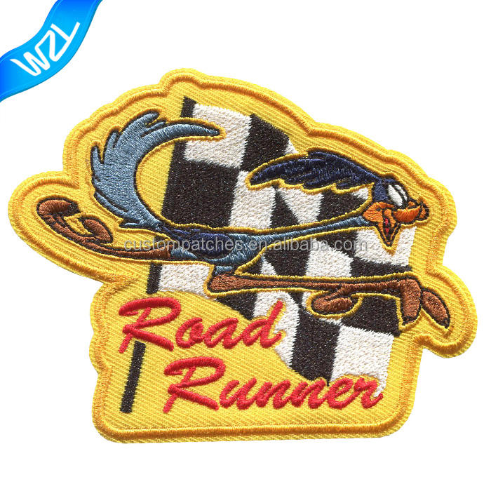 ROAD RUNNER Racing chaqueta parches