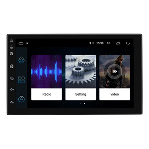 Best Sell 1024*600 HD Touch Screen 7inch Android Universal Car Media Player