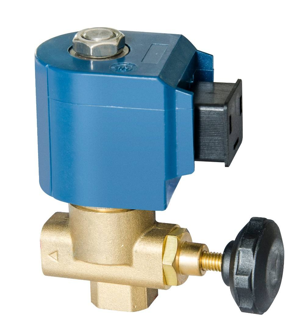 DL-6F 24VDC Ironning Solenoid steam valve
