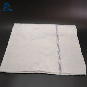 100% recycled polyester household cleaning rag