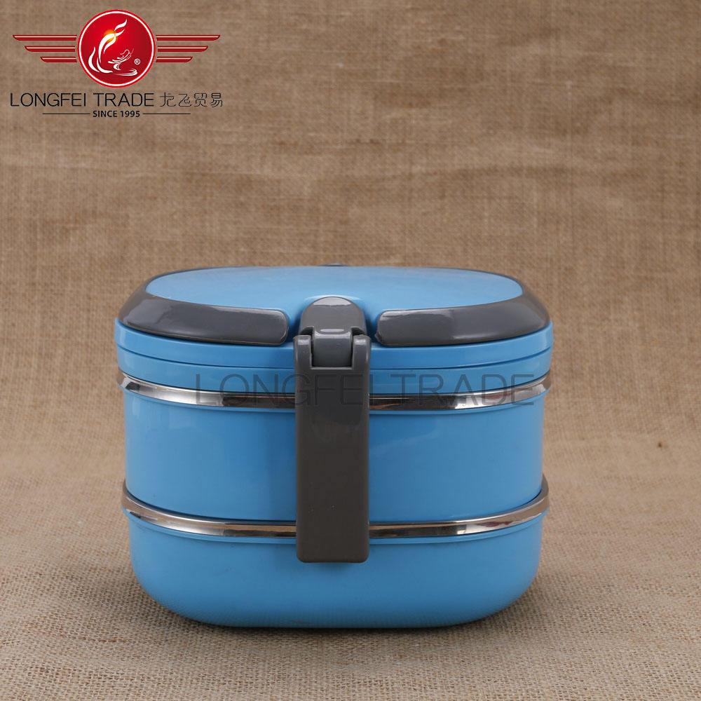 친환경 7.2L 럭셔리 스타일 플라스틱 ABS 케이스/스테인레스 스틸 식품 따뜻한/식품 용기 어머니의 선택
