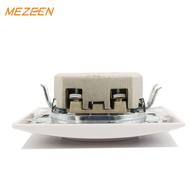 Wall Socket Electrical For Home Using Eu Type Russia Universal Outlet