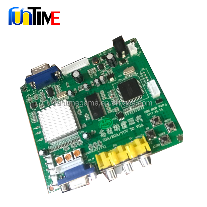 Buona qualità arcade game video converter board gbs 8220