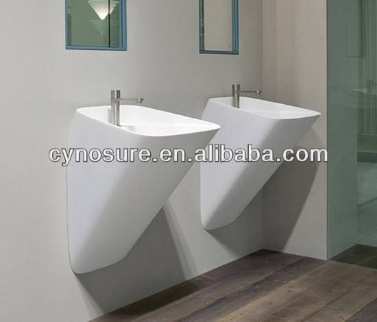 CY4983 New Ceramic Wall Hung Basin