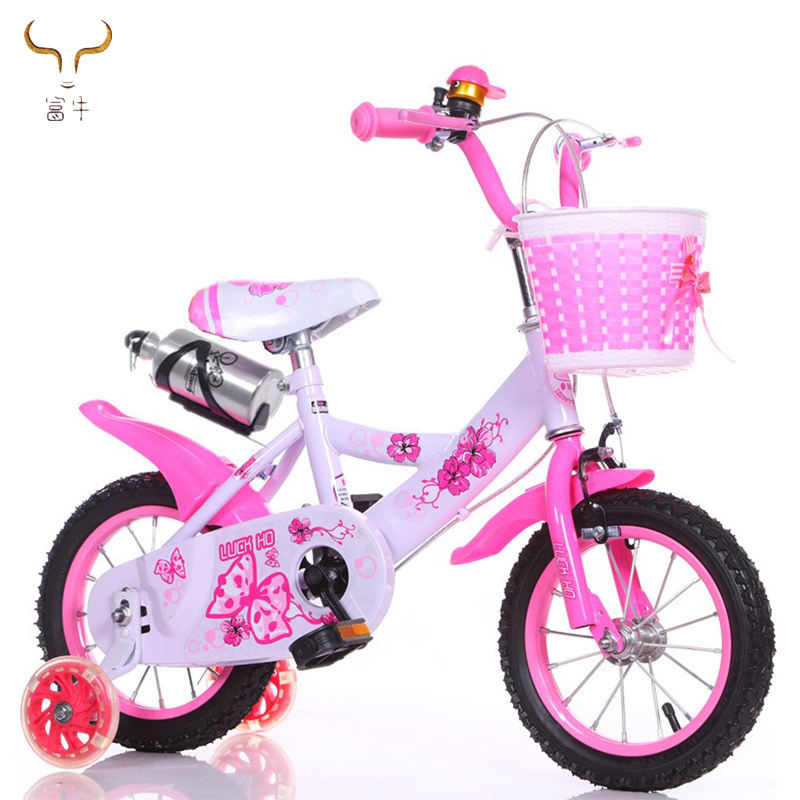 "Hot sale bicycle product 12"" 14'' 16'' 18'' 20'' children bike cheap mini cycle for girl kids lovely sports pink bike for baby"