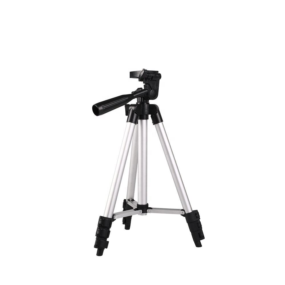 Kaliou Factory Direct price lightweight camera mobile phone mini 3110 aluminum tripod stand