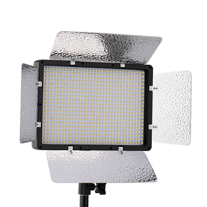 Tolifo PT-680S Led Video Light Panel With Color Filters For Photography Lighting