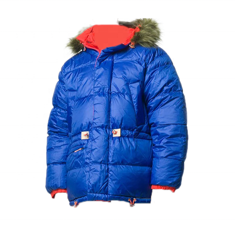 Good quality padded coats jacket advanced handsome boys kids synthetic pu cotton leather jacket