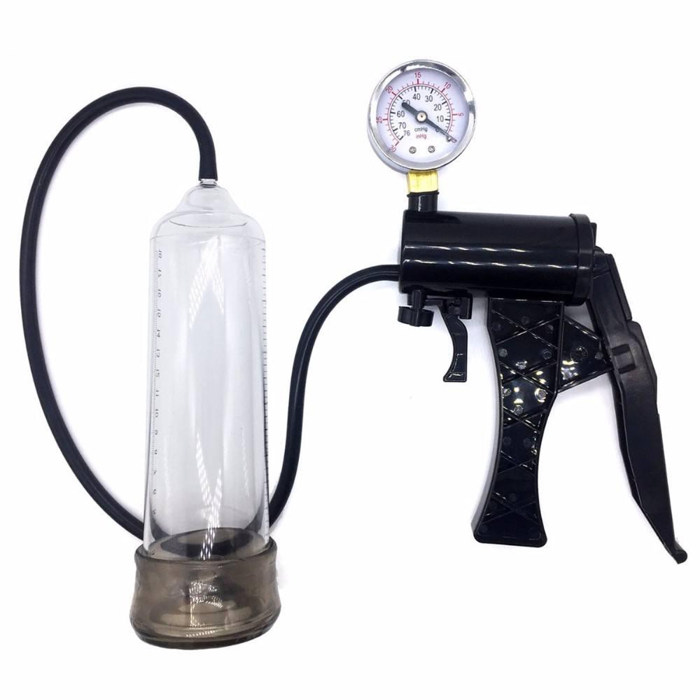 Making penis vacuum pumps
