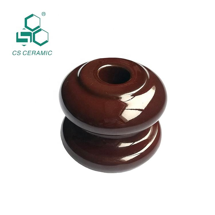 low price electronic insulation porcelain shackle insulator