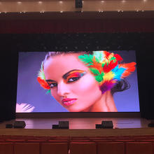 10ft X 24ft Nova P4 4.81mm Indoor LED Screen
