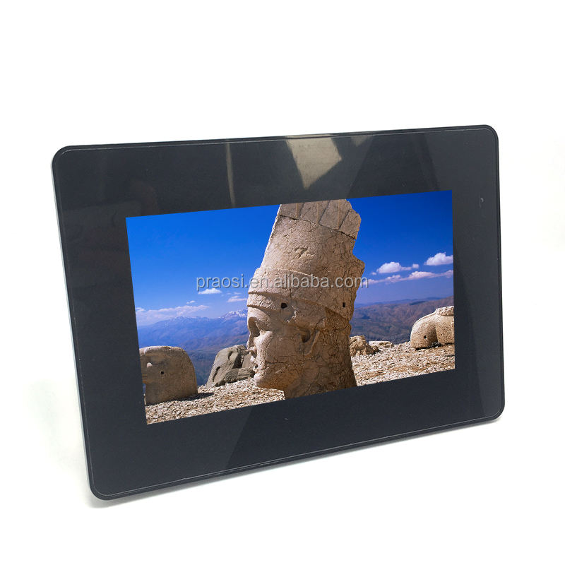 E-ink digital photo frame 7 ''gif cornice dello specchio