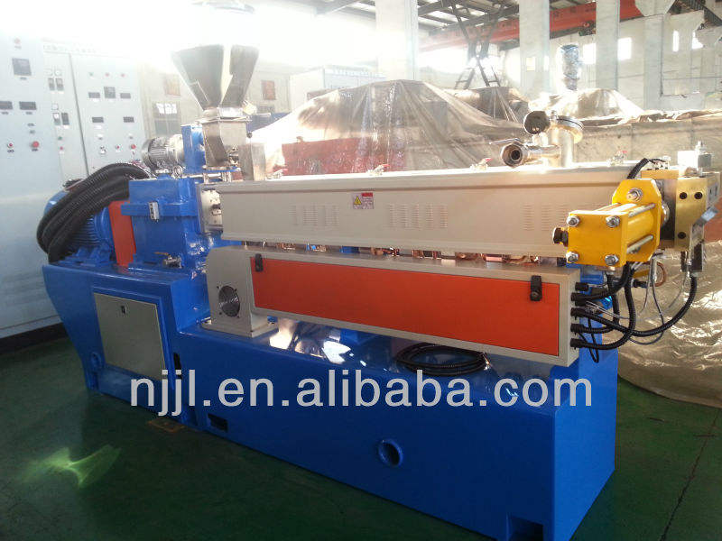 SHJ-35 twin screw extruder/ lab extruder/PP/PE/PS/ABS/ granule making machine