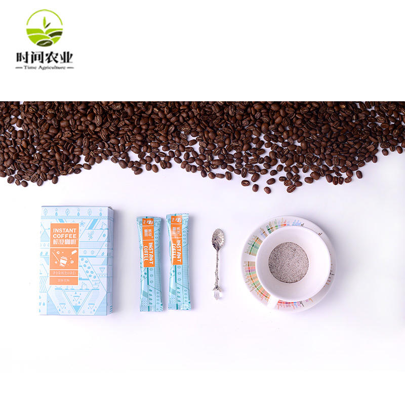Superior 3 in 1 brazil instant arabica coffee ground mix