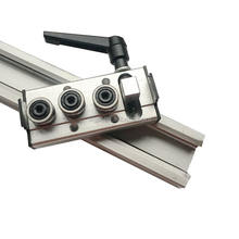 Width 47mm 60mm low noise linear sliding guide rail roller linear guide SGR20 SGR20N