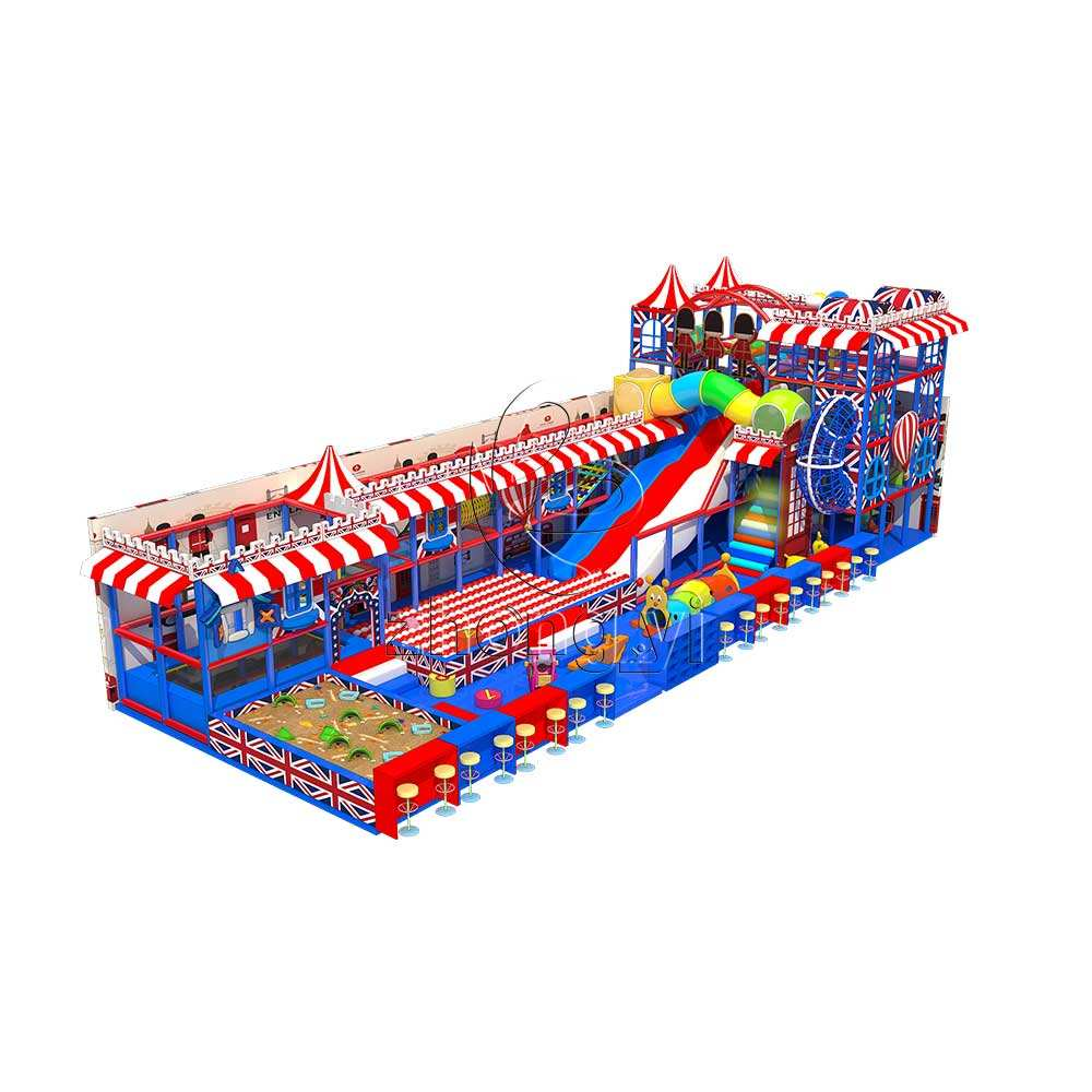 Naughty Castle Kids Toy Indoor Playground Amusement Park