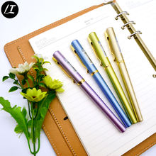 Wholesale classic Luoshi high quality heavy luxury metal fountain pen