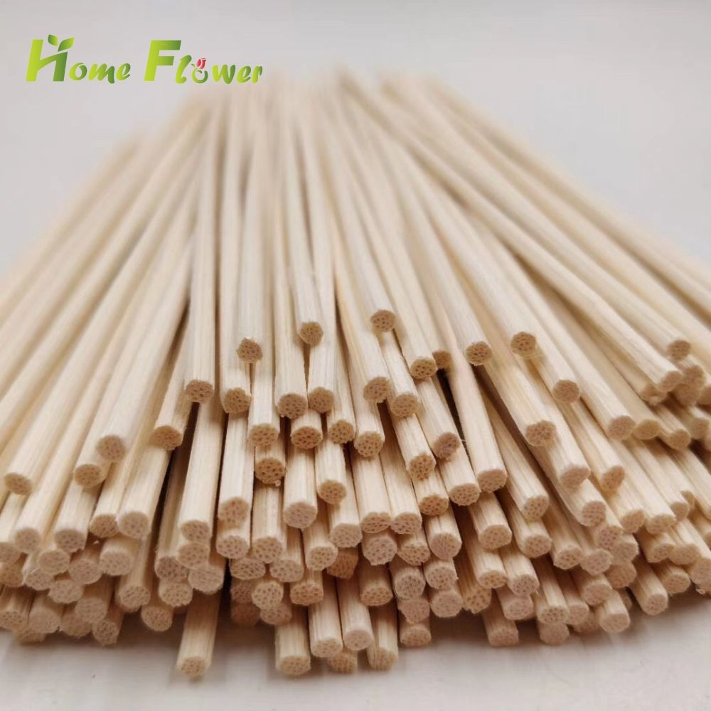 2018 Philippines Natural Wood Reed Diffuser Rattan Sticks