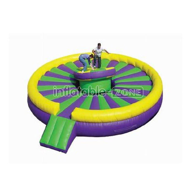 Rock - n - roll joust inflatable Gladiator Joust duel เกม
