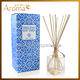 Ocean breeze reed diffuser with rattan stick for home decoration