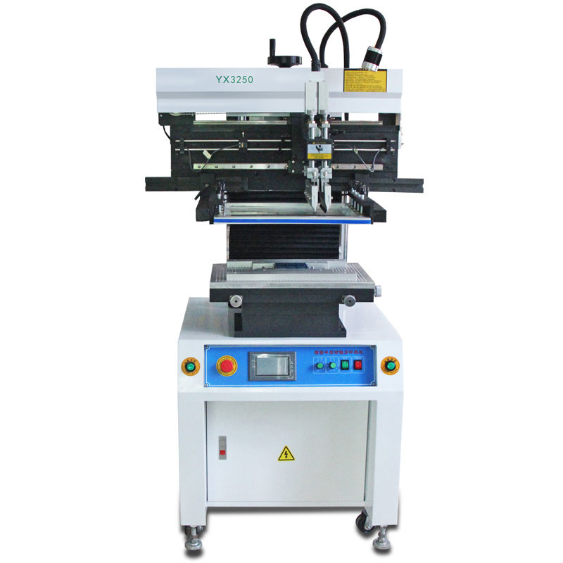 YX3250 Semi-automatic Printing Machine For SMT Line