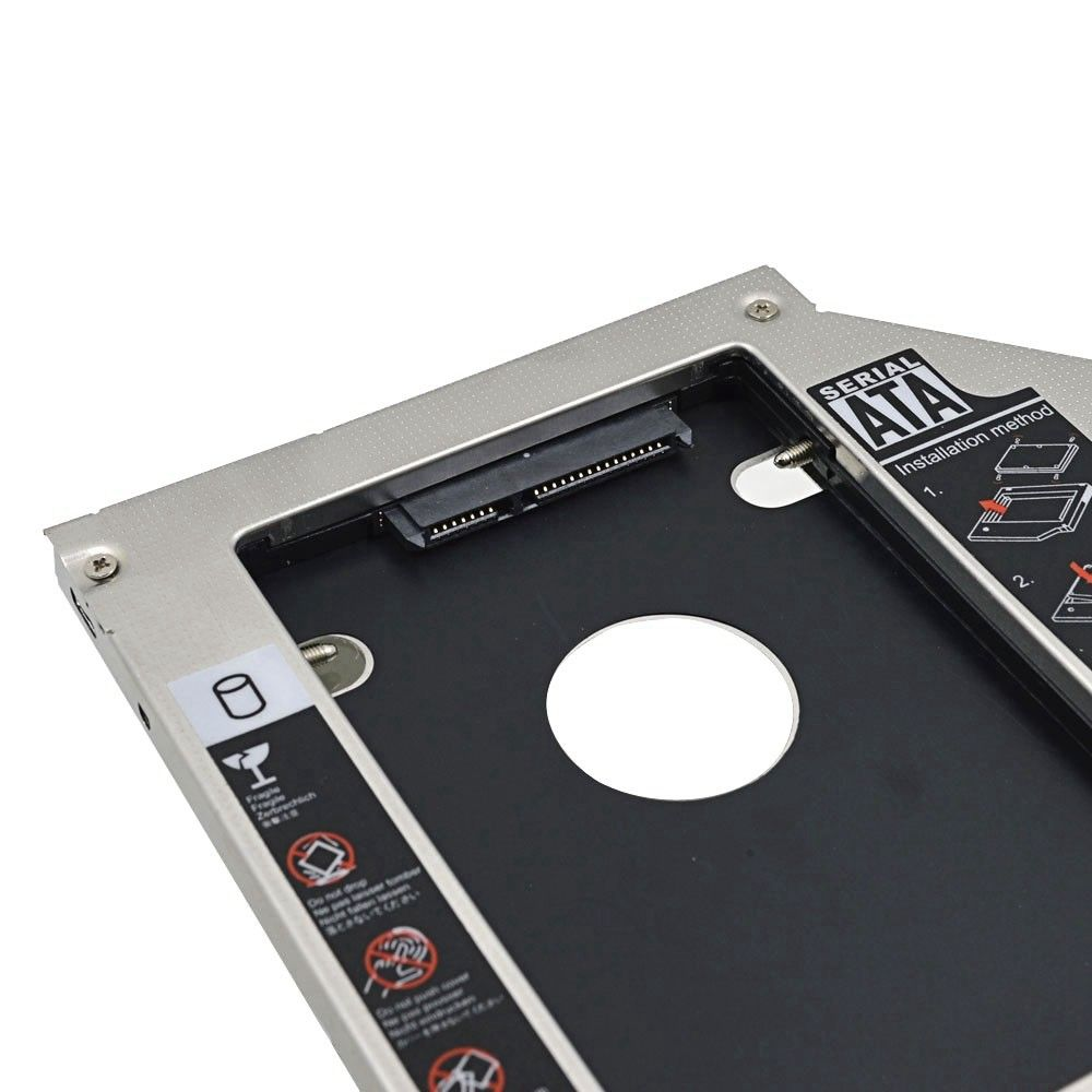 95mm optibay hdd sata odd sata 2nd hdd <span class=keywords><strong>caddy</strong></span>