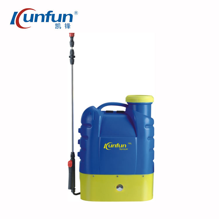 16L Knapsack Type battery operated agriculture spray pump