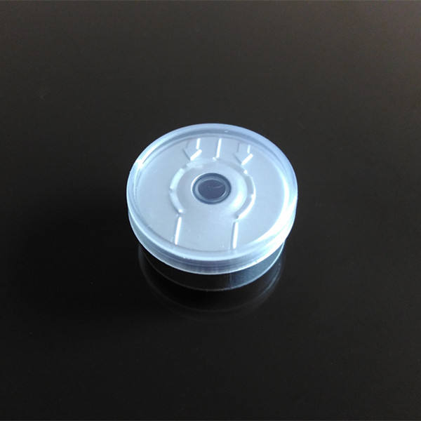 20mm sliver glass injection vial cap