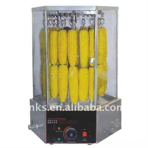 new model sweet corn baking machine