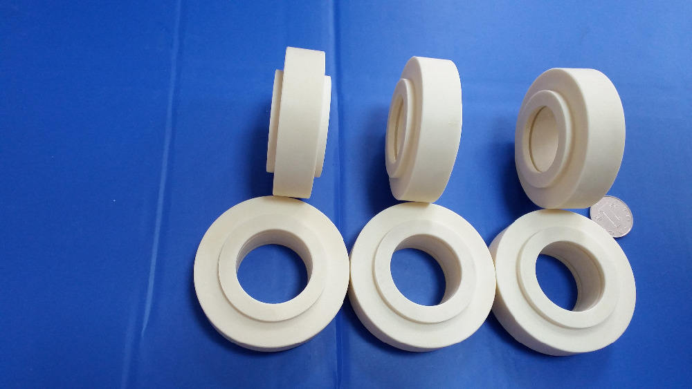 professional factory alumina ceramics industrial ceramic parts ceramic machining with attractive offer and excellent performance with ISO9001 certification