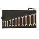 Non sparking 11pcs beryllium copper alloy double open end wrench